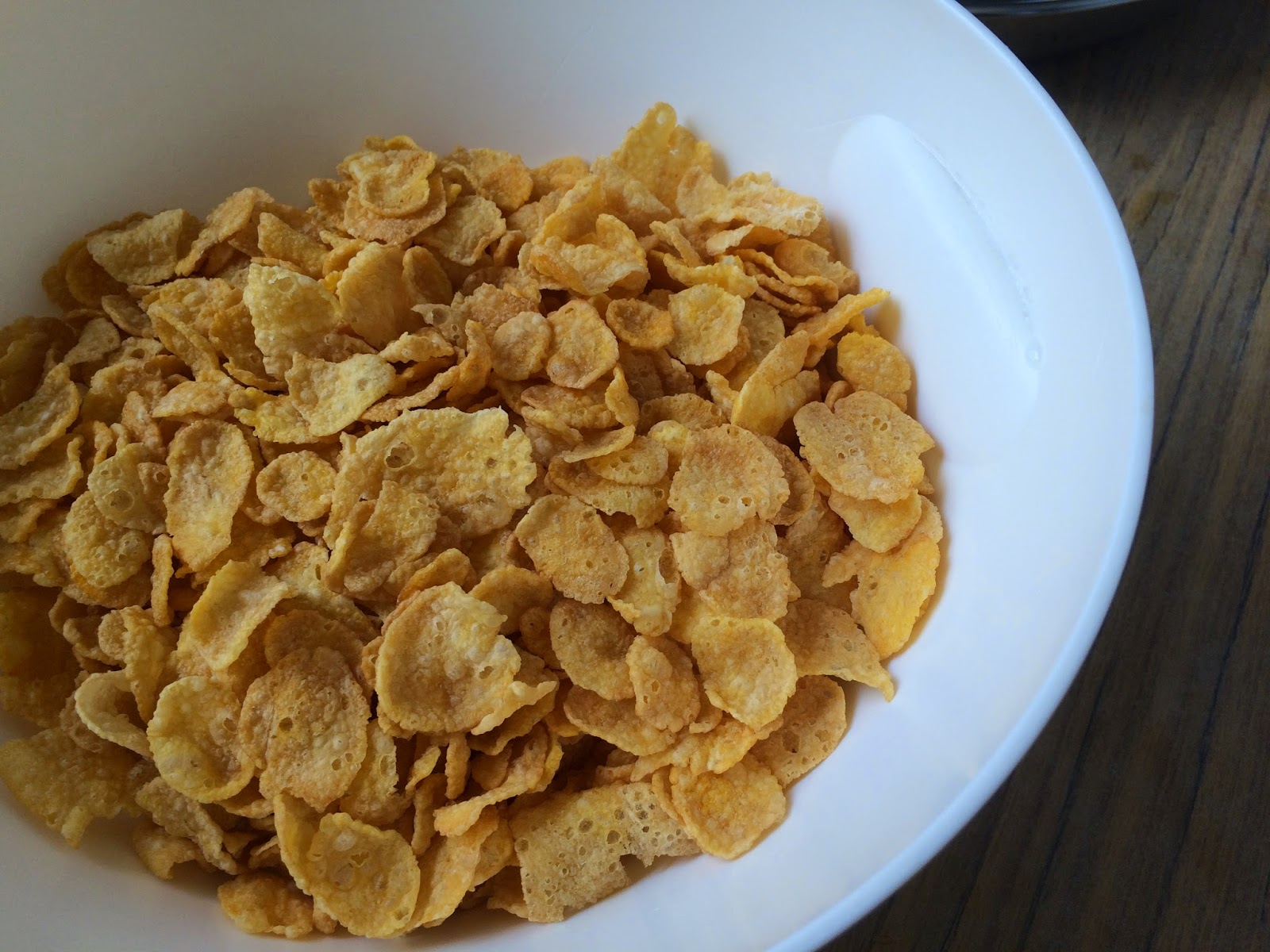 Honey Cornflakes Cup
