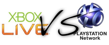 Live vs PSN