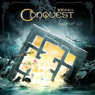 W. Angel's Conquest Ukraine Power Metal Taste Of Life