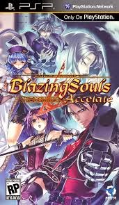 Blazing Souls - Accelate - PSP - ISOs Download