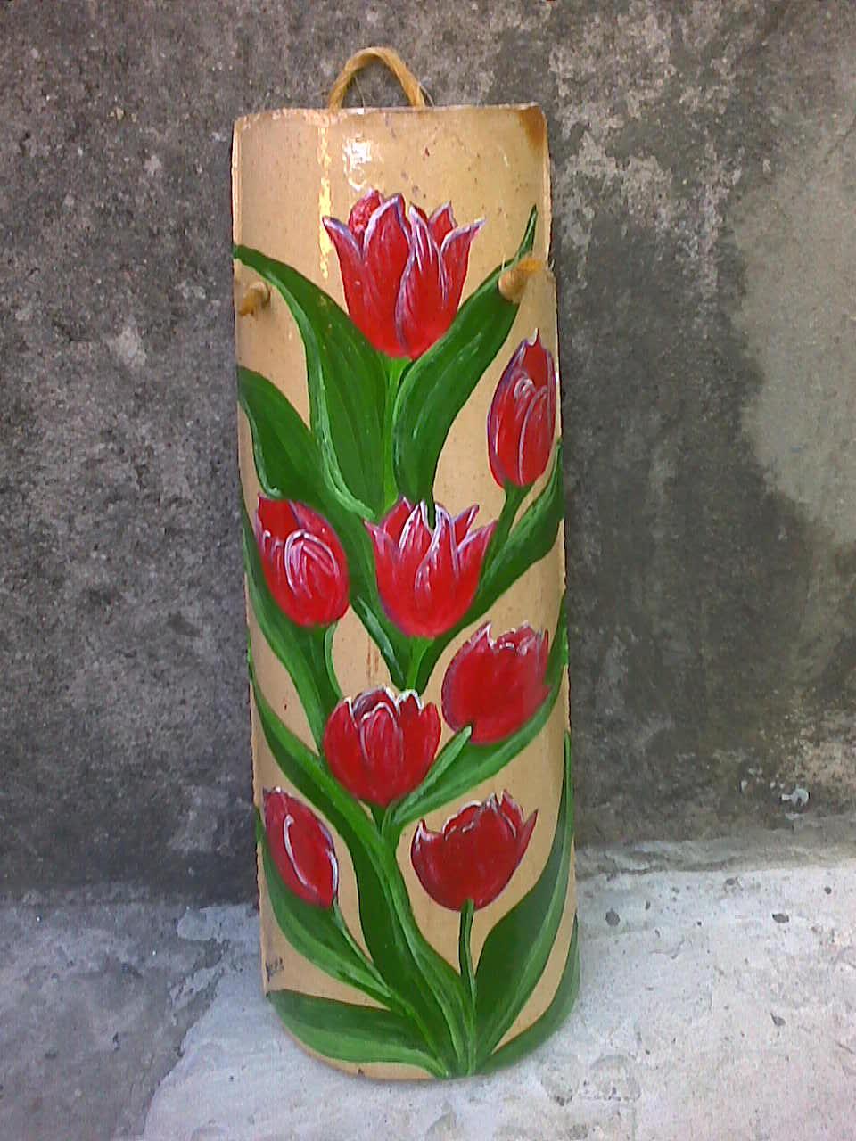 Adesivo Clareador De Dente ~ Loja de Artesanato em Telhas Pinturas Artesanais florais