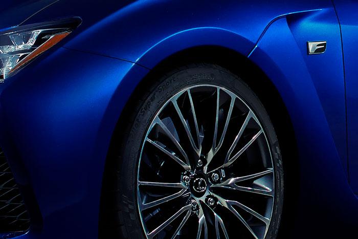 """Nuevo modelo """"F"""" de Lexus"""