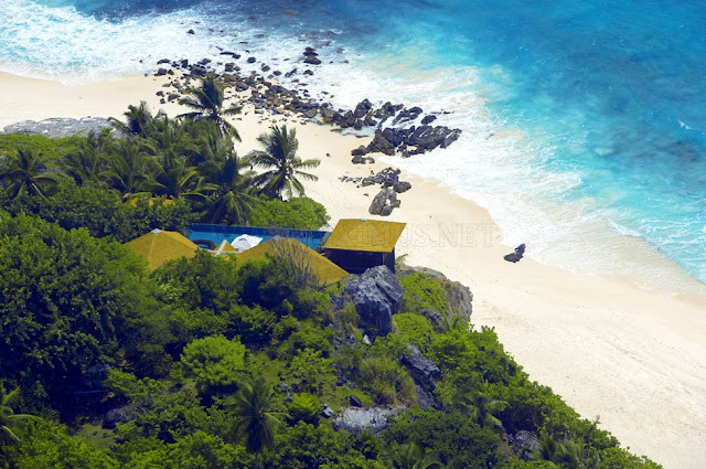 Fregate Island Private in the Seychelles