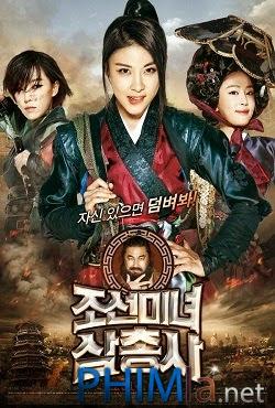 Phim Nữ Săn Tiền Thưởng
