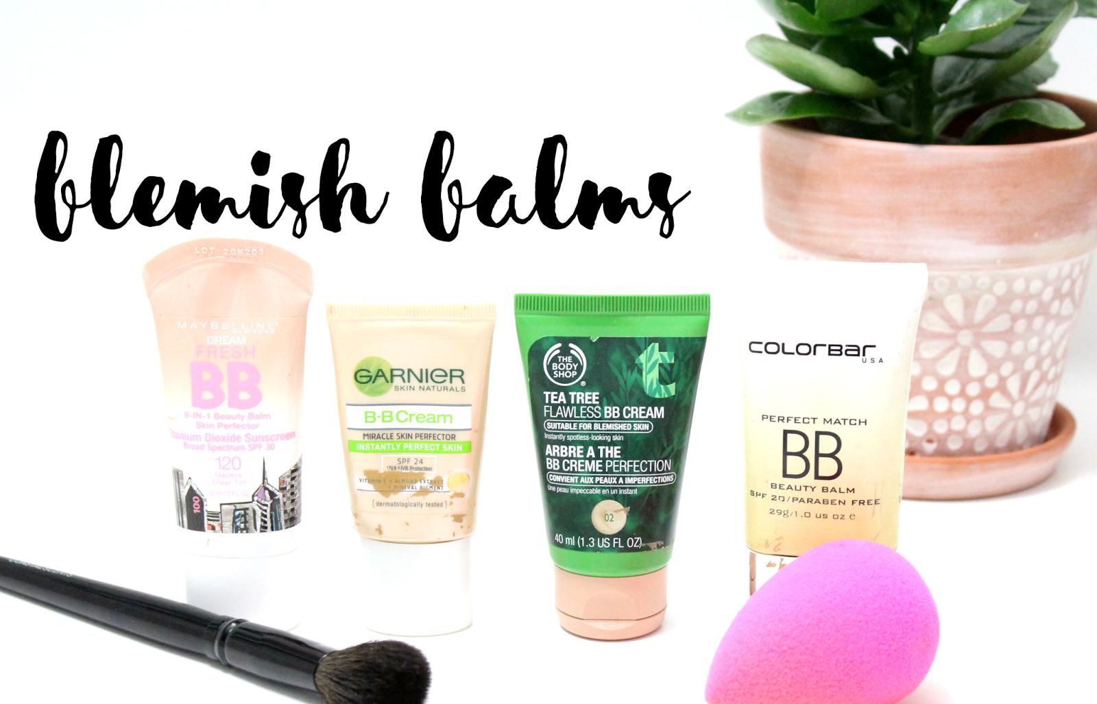 best bb cream for acne oily skin