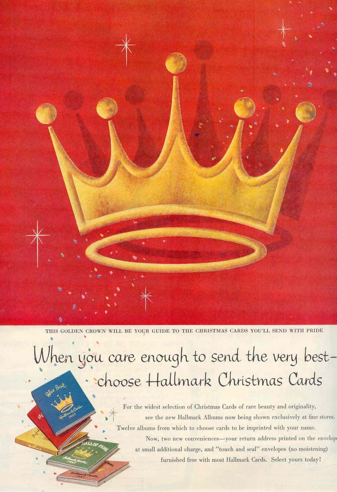 modlandusa holiday snail mail hallmark and you - When To Send Christmas Cards