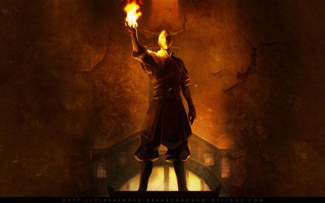 Fire King Zuko