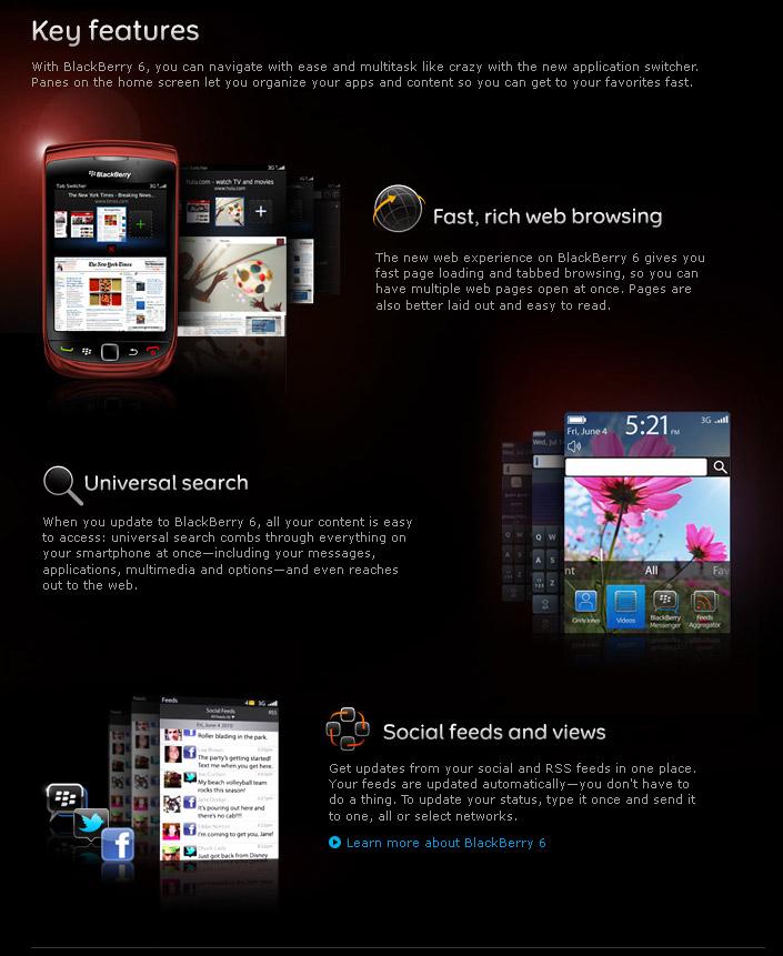 BlackBerry Desktop Software for PC support