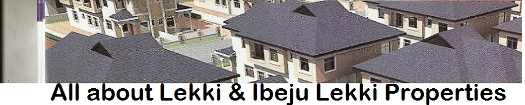 Lekki Properties On Sales