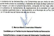 No a las Minas