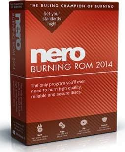 Nero Burning ROM 2014 Free Download