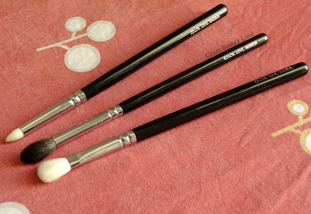 Zoeva Luxe Makeup Brushes 227 228 230 Review Availability Price in India
