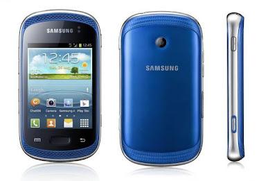 Samsung Galaxy Music S6010 Review, Harga Dan Spesifikasi