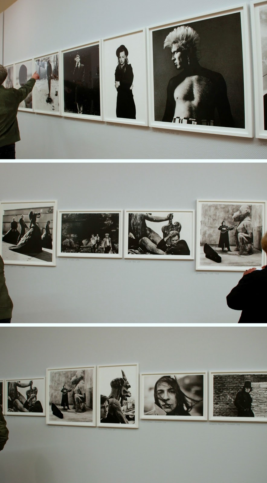 Ook de foto's in het Fotomuseum zijn geweldig