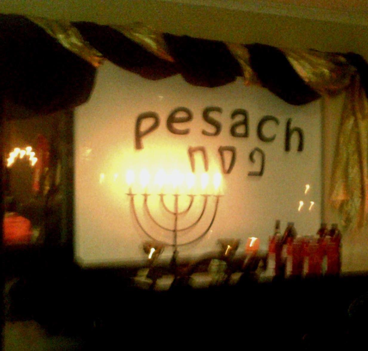 Pesach 5775- Memorial Seder