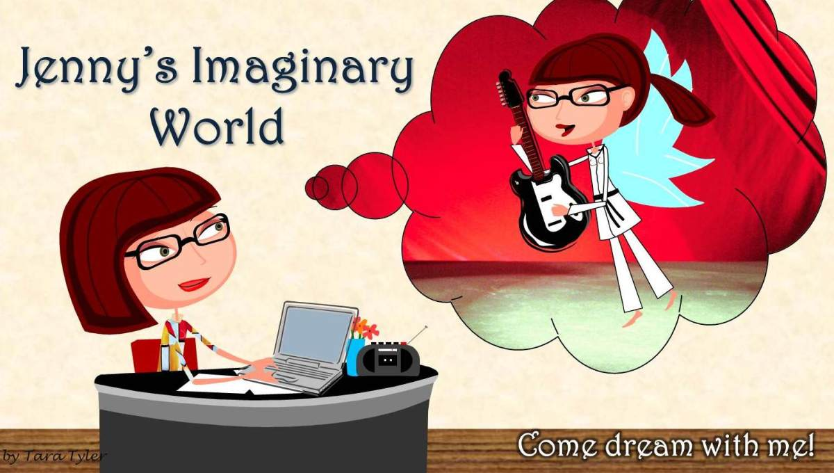 Jenny&#39;s Imaginary World
