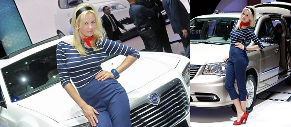 Model of 2012 Geneva Motor Show