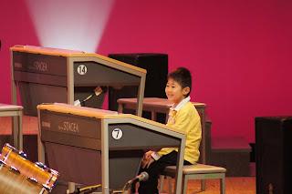 DSC08290 - ピアノの次は少林拳