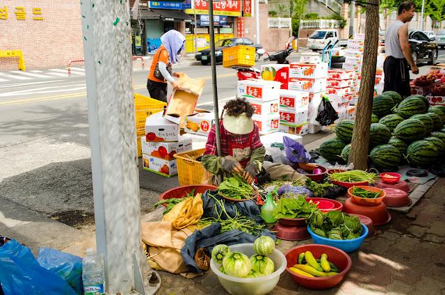 I-Dong Pohang Market