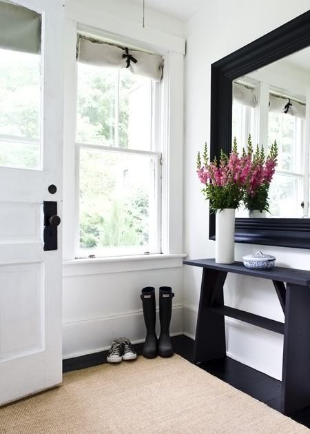 Decorar el recibidor de casa ideas para decorar dise ar - Decorar entradas de casas ...