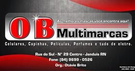 OB Multimarcas - Janduís/RN