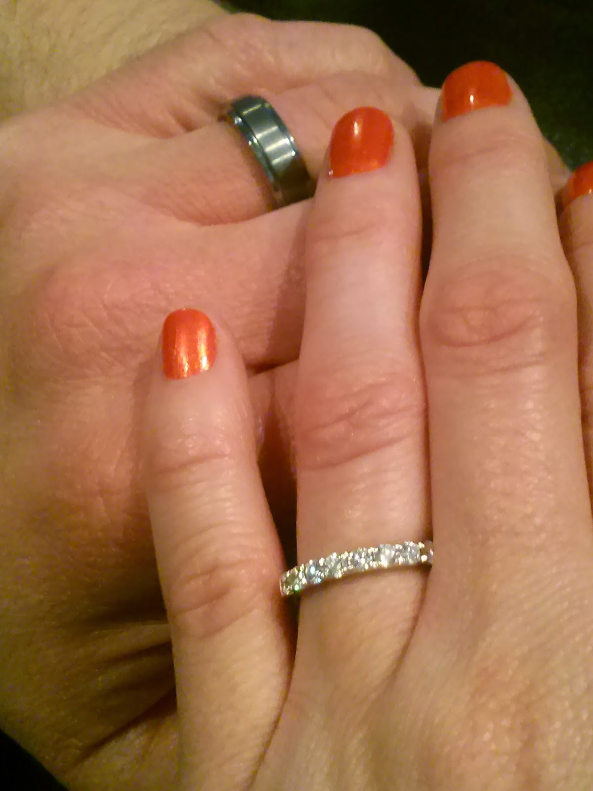 Wedding Rings  l  Planning Our Elopement  l  Love.Bake.Read