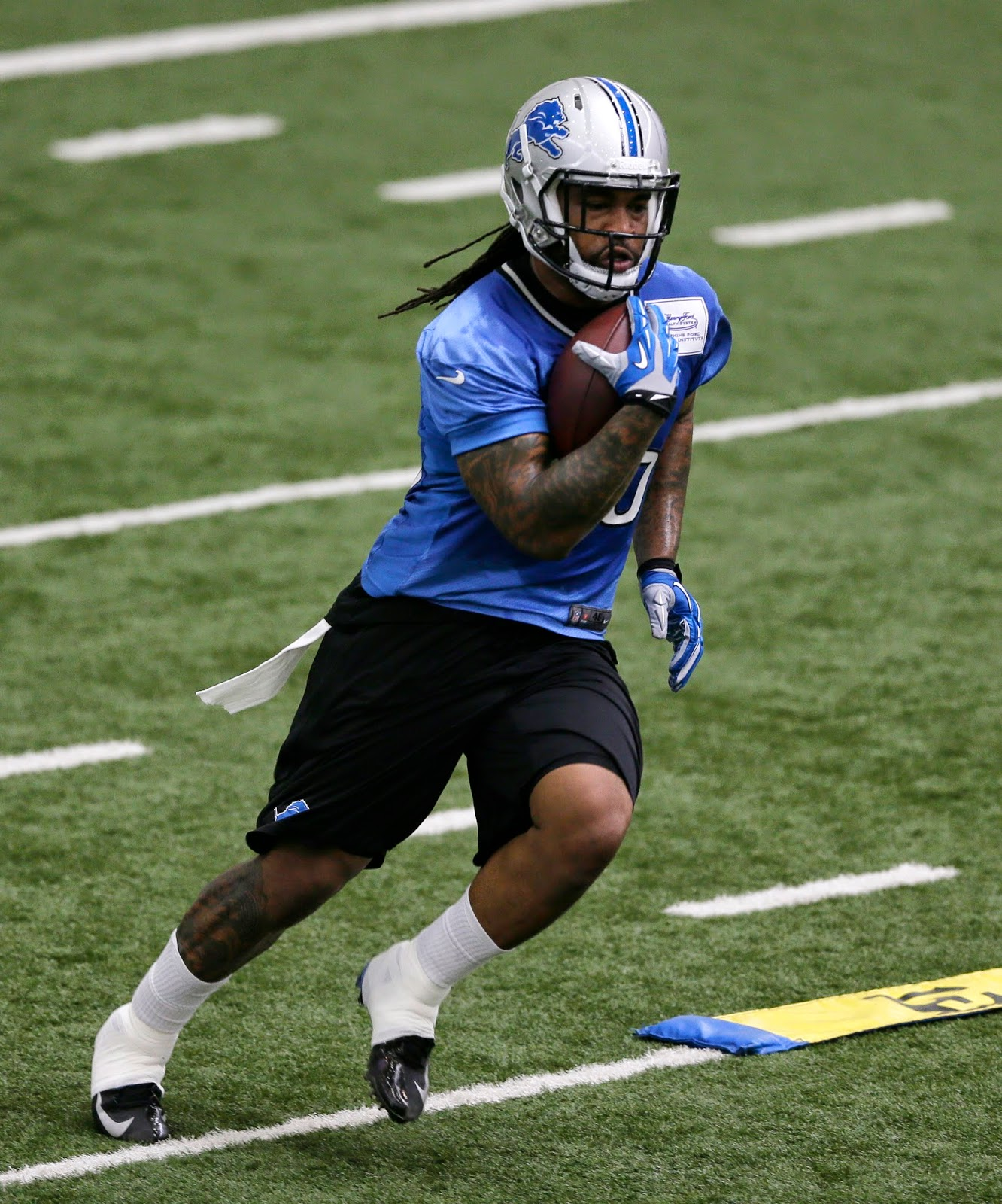 Detroit Lions — Running back by committee?