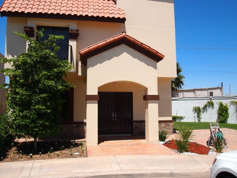 Casas mexicanas recibidor de casa mexicana - Entradas casas modernas ...