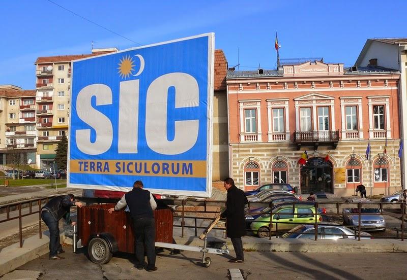 Kovászna megye prefektusa, magyarság, nemzeti szimbólumok, Sepsiszentgyörgy, Székelyföld, Székelyföld-tábla,