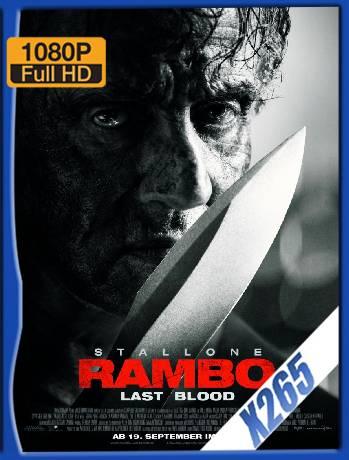 Rambo Last Blood (2019) x265 [1080p] [Latino] [GoogleDrive] [RangerRojo]