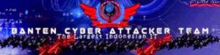 Banten Cyber Attacker Team (BCT)