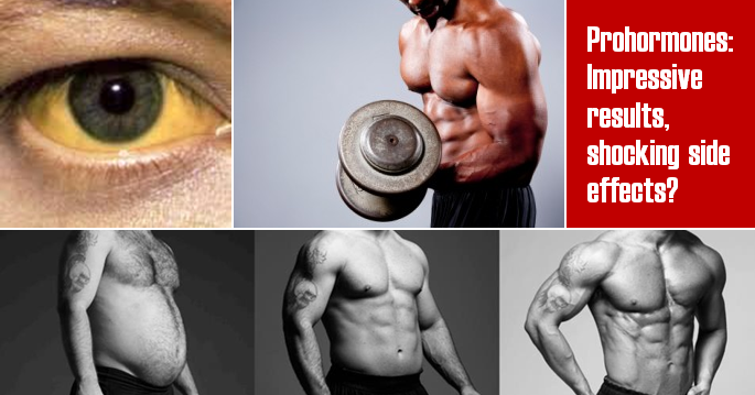 "Study Says: Prohormone ""1-Andro"" Works, But It's Bad for"