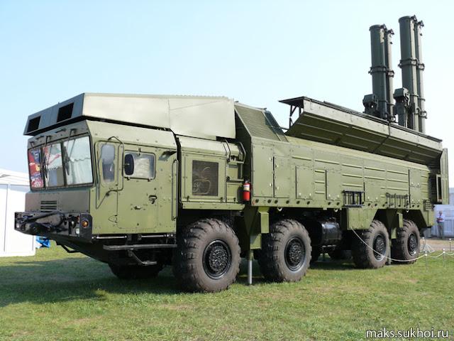 Rusia Menawarkan Sistem Rudal Pesisir Berbasis Silo Untuk Pasar Internasional