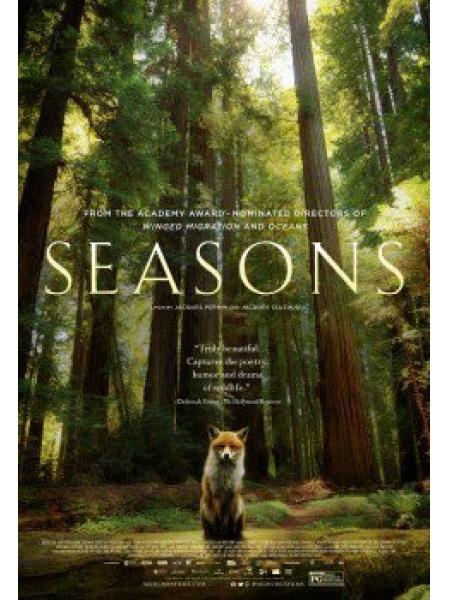 Thiên Nhiên Và Nhân Loại - Seasons - Les saisons (2017)