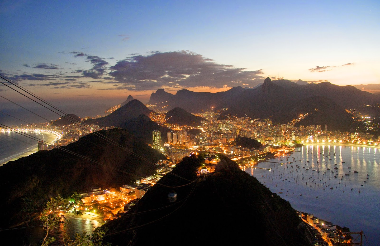 curvelearn.com: The Chase: Writing to Describe Brazil Rio ...