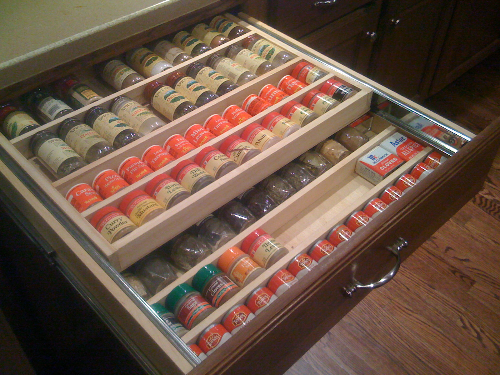 Make the most of your drawers for Bathroom drawer organizer