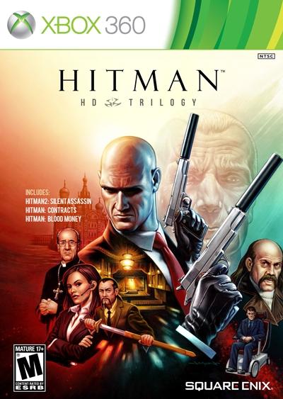 Hitman HD Trilogy Xbox 360 Region Free