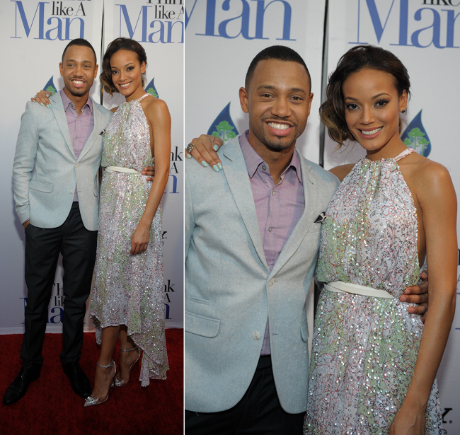 Terrence J Girlfriend