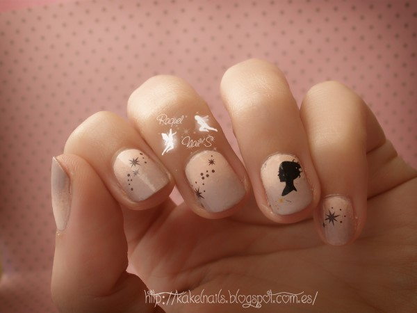 BPS nail art