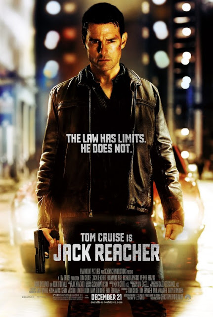 Jack Reacher (2012) CAM 550Mb Mkv