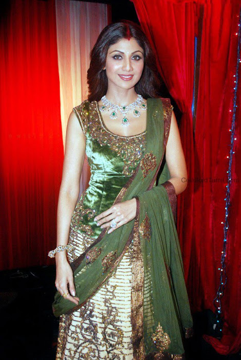 bollywood shilpa shetty in ghagra actress pics