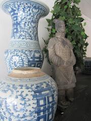 Terrakottasoldat från Kina