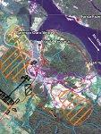 Map from Belo Sun environmental assessment.