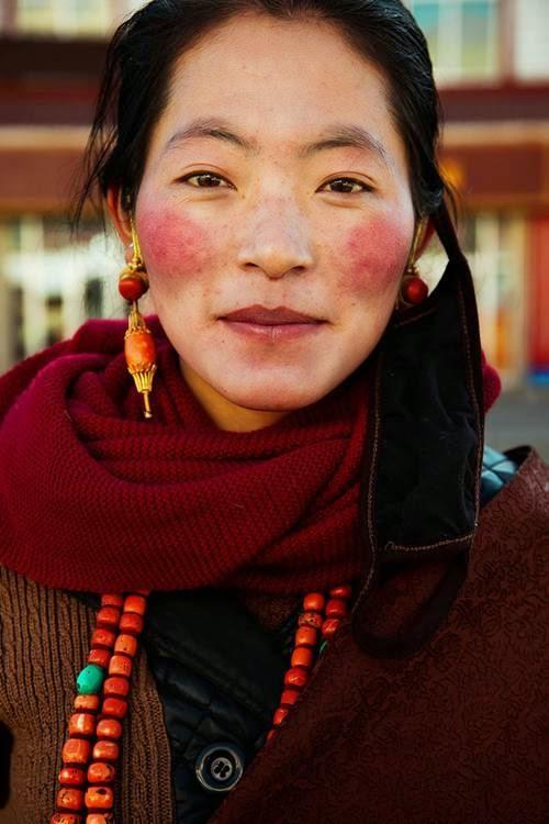 Foto Kecantikan Wanita Natural  karya fotografer Mihaela Noroc women portraits atlas of beauty mihaela noroc noroc