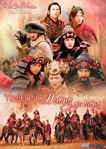 Xem Phim Thiếu niên Dương Gia Tướng - Young Warriors of the Yang Clan