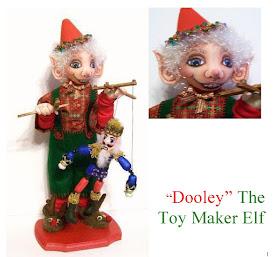 DOOLEY THE TOYMAKER ELF
