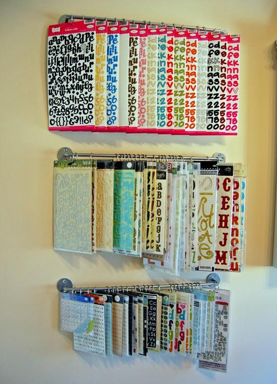 Manualizando trucos para ordenar nuestro material - Ideas para organizar papeles en casa ...