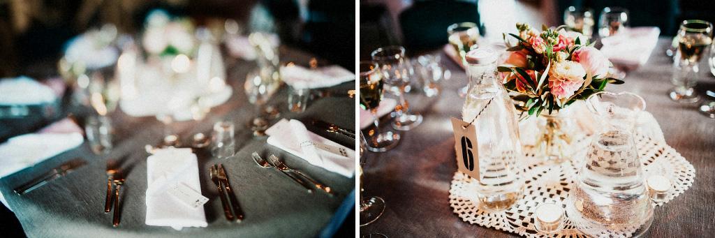 Bröllop dukning inspiration