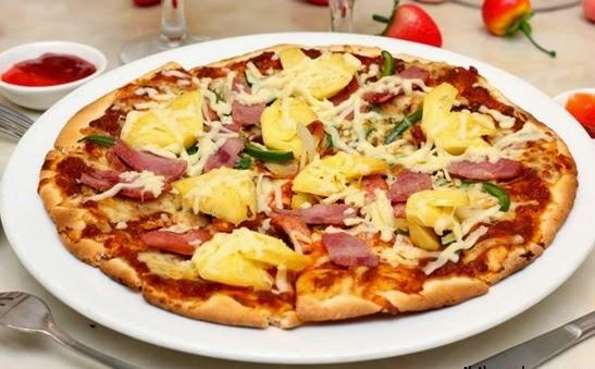 Cách làm bánh Pizza đơn giản tại nhà