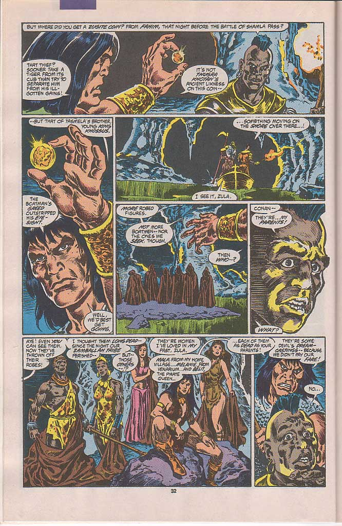 Conan the Barbarian (1970) Issue #250 #262 - English 26